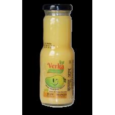 Verka Original Shikanji Lemonade Raw Mango 200 ml x 24