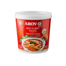 Aroy-D Red Thai Curry Paste 400g x 24