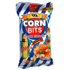 W.L. Corn Bits Mix Nut 70 gm x 100