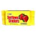 Sunflower Crackers Strawberry 190 gm x 24