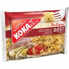 Koka Noodles Beef 85 gm x 30
