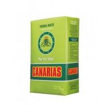 Canarias Yerba Mate Serena 1 kg x 20