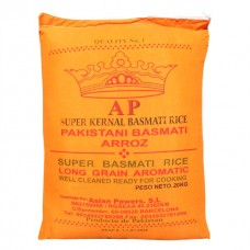 Super Kernal Basmati Rice 20kg AP