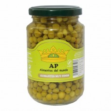 Extra-fine peas 345g AP