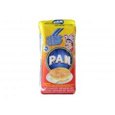 PAN Harina de Maiz Dulce 500 g x 18