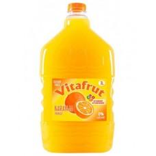 Vitafrut Naranja sin Azucar 3Ltr x 4