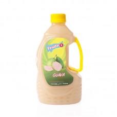 Fruiti-O Guava White Juice 2.1 Ltrs x 6