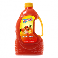 Fruiti-O Mixed Fruit Juice 2.1 Ltrs x 6
