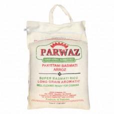 Parwaz Super Kernal Basmati Rice 10 kg x 2