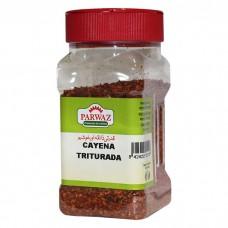 Cayena Triturada 120g / 9 Parwaz