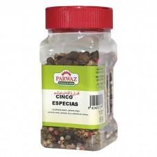 Parwaz Five Spices 120 gm x 9