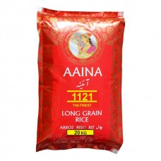 Aaina 1121 Long Grain Rice 20kg