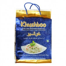 Khushboo Extra Long Basmati Rice 5kg